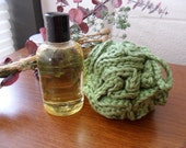 Soothing Relaxing Lavender Sage Bath Oil - 4 oz