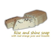 Rise and Shine soap bar