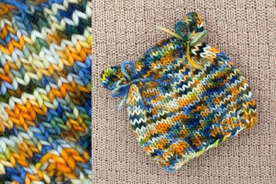 newborn Little BEAR hat - photography prop - yellow, blue, navy, orange, cream
