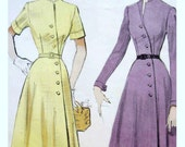BUTTERICK Misses One-Piece Dress PATTERN 5796 Sz 20