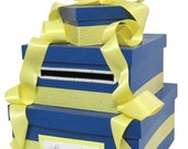 Nautical Wedding Gift Card Box