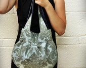 Brocade purse