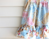 Toddler skirt, Woodland, Butterfly, Leaves, 2t,/,3t, toddler skirt by vintageprecious on Etsy