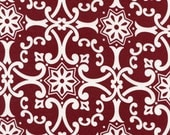 Jennifer Paganelli - So St Croix - Nancy in Brown cotton quilting fabric - BTY