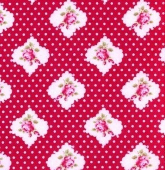Tanya Whelan - Darla - Rosie Dot in Red - BTY