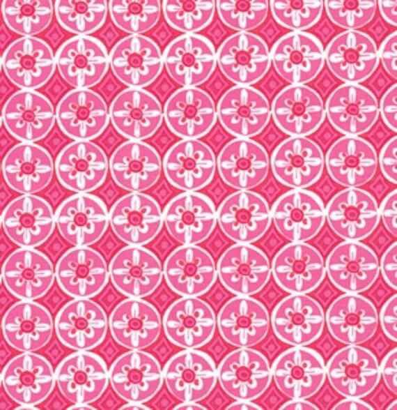End of bolt 20 inches dena designs tea garden for Dena designs tea garden fabric