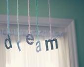 Dream - 8x10 Fine Art Photograph, Still Life, Pastel, Mobile, Nursery Room Decor