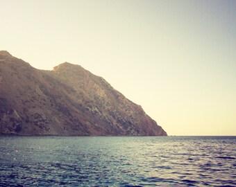 Catalina Island - 8x8 Fine Art Photograph