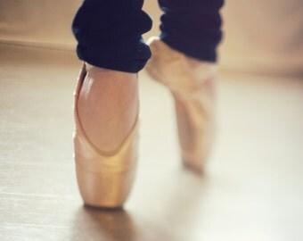 Ballet Shoes II - 8x10 Fine Art Photograph, Pointe Shoes, Ballerina, Ballet, Dance Photography