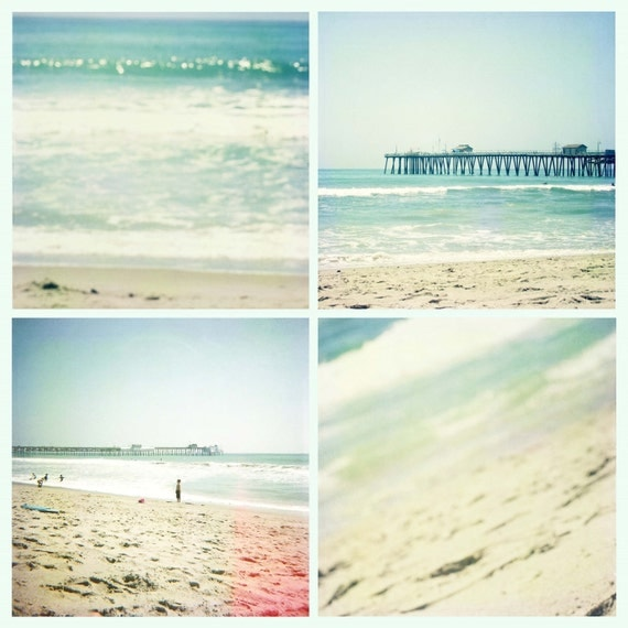 San Clemente - Set of Four 5x5 Photographs