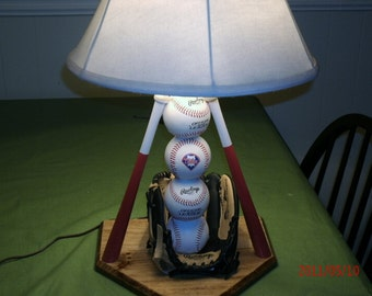 Ultimate Baseball Lamp