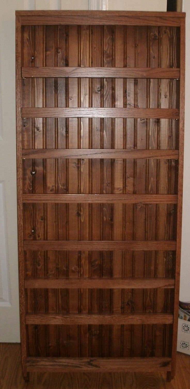 Diy Wooden Wall Shelving Unit