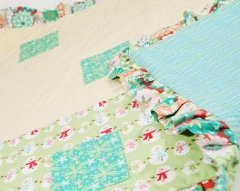 Snow Baby Blanket - Teetoo