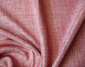 Red Burlap Jute Fabric