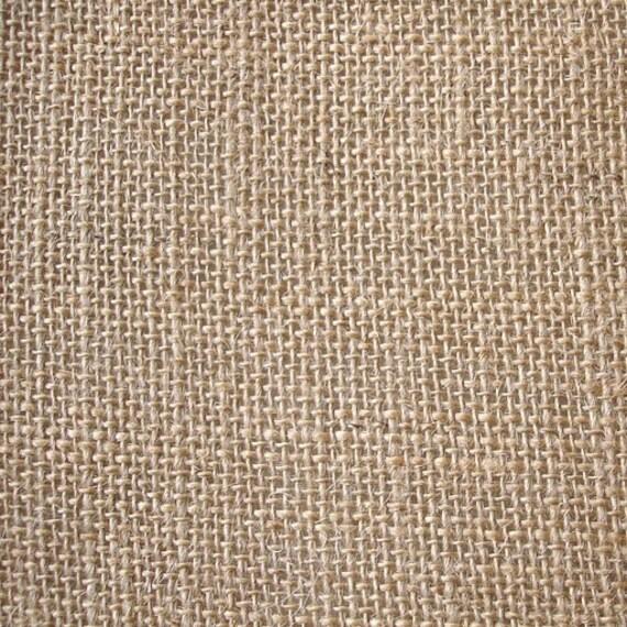 Natural Burlap Fabric - 1 Yard
