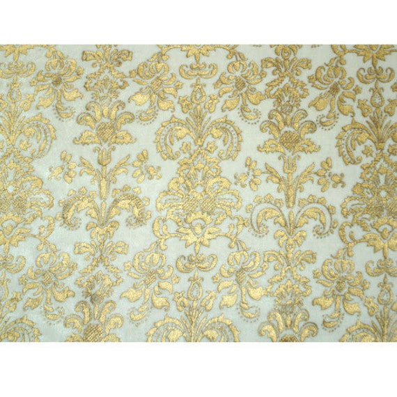 Gold pattern wrapping paper