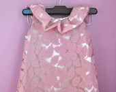 Pink Lace Party Dress for Children - More Colors