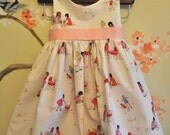 The Caroline Babydoll Dress for Children - More Colors