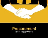 Peggy Procurement Giclee Print