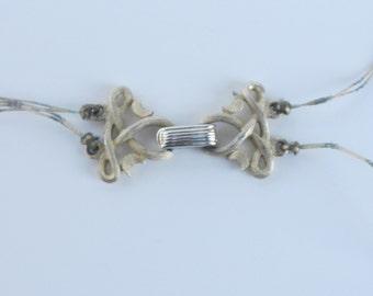 Trifani Gold Tone Bracelet Clasp