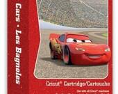 Cricut Cartridge   CARS Disney