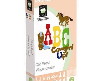 Cricut Cartridge | OLD WEST | Cowgirls Cowboys Western