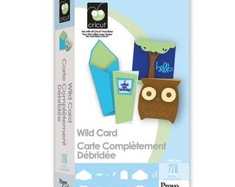 Cricut Cartridge | WILD CARD