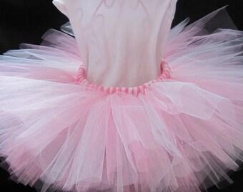 Paris Pink and White Paris Tutu
