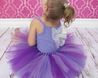 Purple Baby Tutu Toddler Tutu