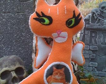 Morris GhostKitty Doll