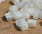 Rectangle Moonstone Beads (40)