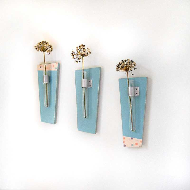 Request a custom order and have something made just for you for Test tube vase