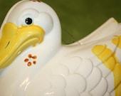 Vintage Pelican Jello Mold Wallhanging