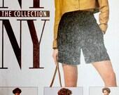 Vintage NY NY Collection Sewing Pattern McCalls 5358 Jacket Dress Shorts Size 6