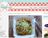 Custom WordPress/Blogger Theme