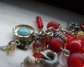 Iron Man Inspired Charm Bracelet - Mark I