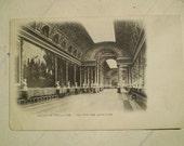 Palais de Versailles - Galerie des Batailles - Early 1900s - Antique French Postcard