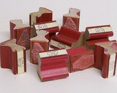 Vintage Teacher's Stamp Set