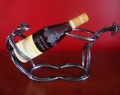 Horseshoe Wine Bottle Holder Guys