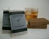 Whiskey Shower bar - smoky scotch scented soap