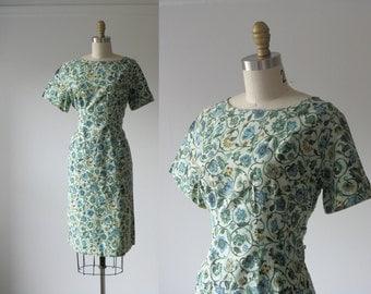 Ivy Bloom / 60s dress / vintage 1960s dress
