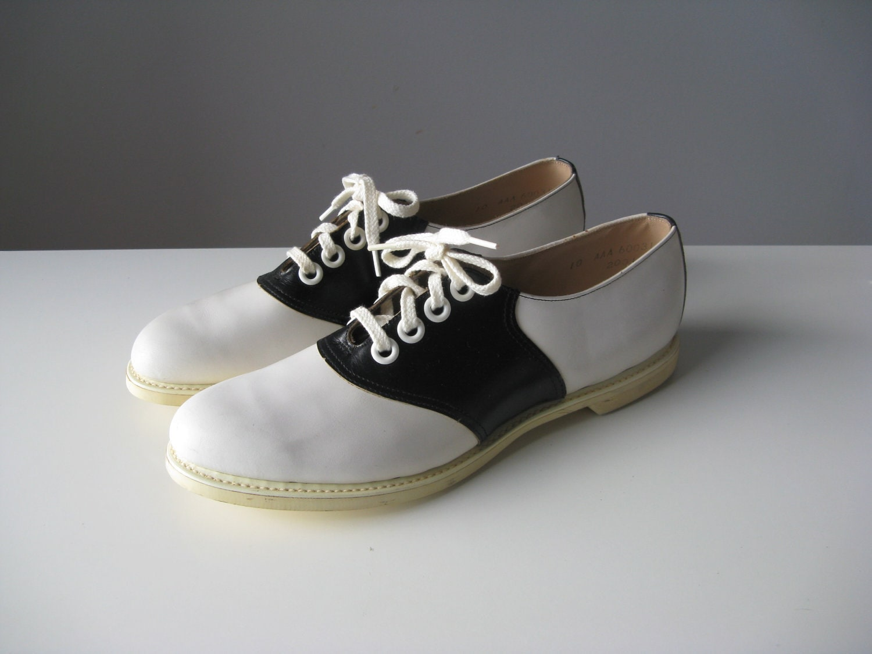 Vintage Saddle Shoes For Sale