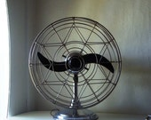 BIG fresh'nd-aire vintage electric fan