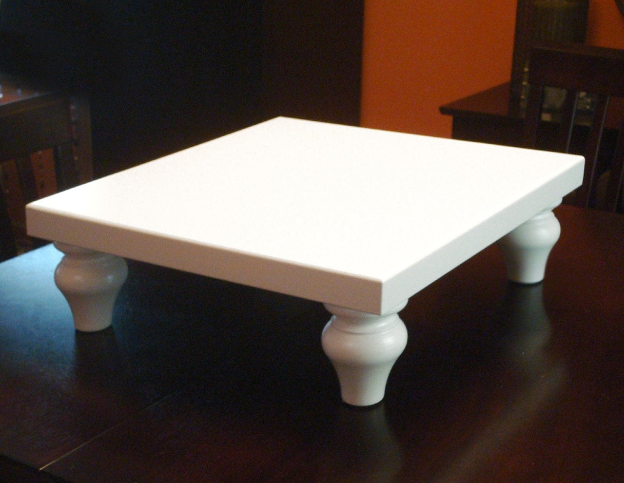 14 Inch Square Cake Stand