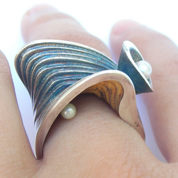Seascape Ring