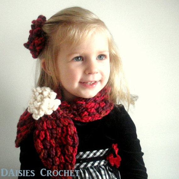 Simple Quick Cable Neck Warmer - Free Crochet Patterns By
