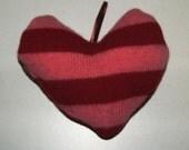 Stripey Love Ornament