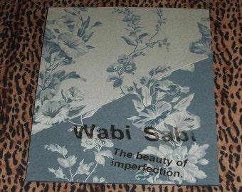SALE Wabi Sabi Wall Art
