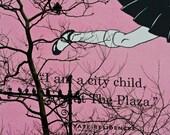 City Girl - fine art photo print