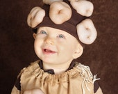 Kids Halloween Costume Sack of Taters  - size Medium